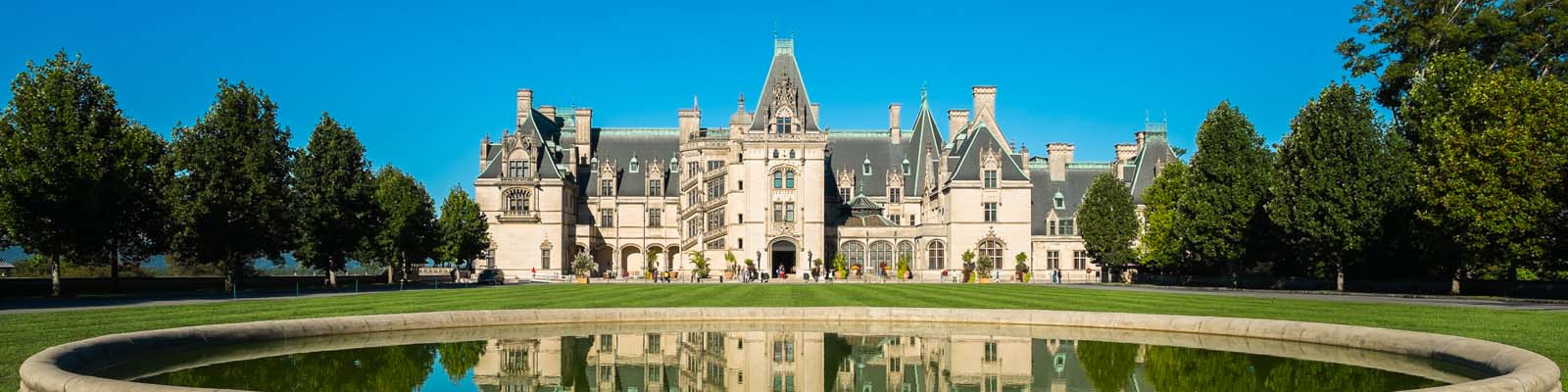 This is an image of the Biltmore Estate in Asheville North Carolina. ASTA-USA provides professional translation services in this city.