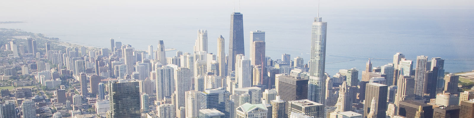 This is a skyline of downtown Chicago where ASTA-USA offers professional translation services.