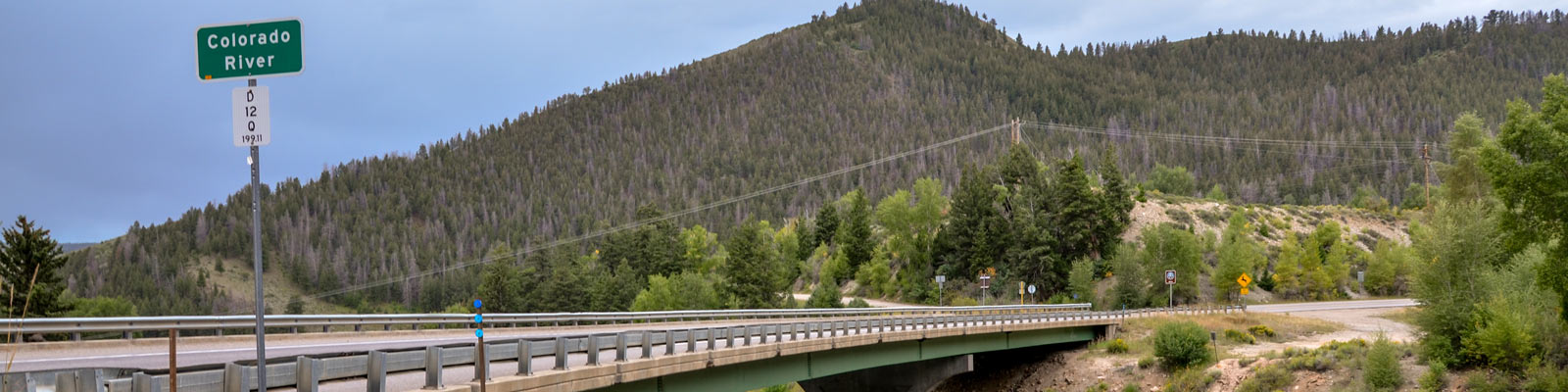 This is an image of a bridge over the Colorado River in Colorado Springs Colorado. ASTA-USA provides professional translation services in this city.