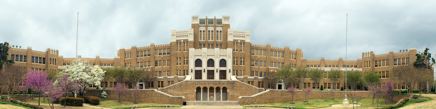This is an image of the Little Rock Central High School. ASTA-USA provides professional translation services in this city.