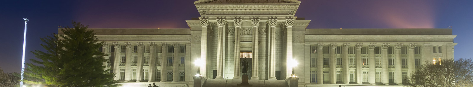 Pictured: The state capitol building in Missouri.