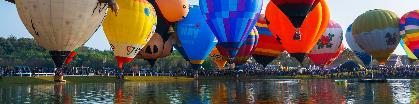 This is an image of hot air balloons in Albuquerque where ASTA-USA provides professional translation services.