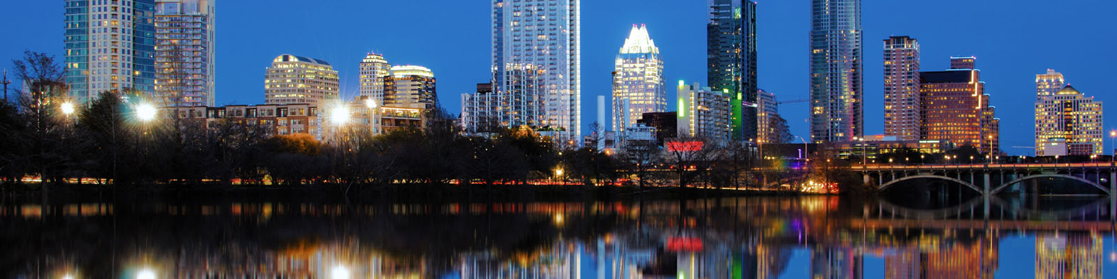 This is a cityscape image of Austin Texas where ASTA-USA provides professional translation services.