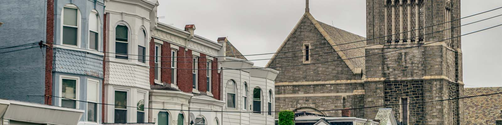 This is an image of downtown Germantown Maryland where ASTA-USA provides professional translation services.