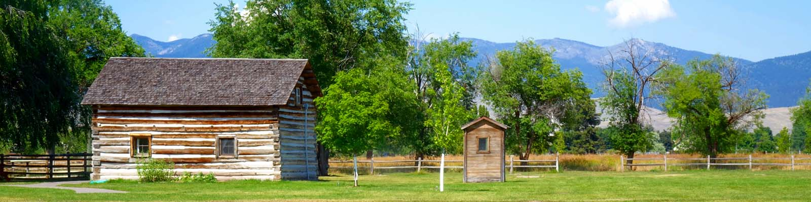 This is an image of a farmhouse in Missoula. ASTA-USA provides professional translation services in this city.