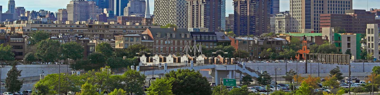 This is an image of downtown Philadelphia where ASTA-USA offers professional translation services.