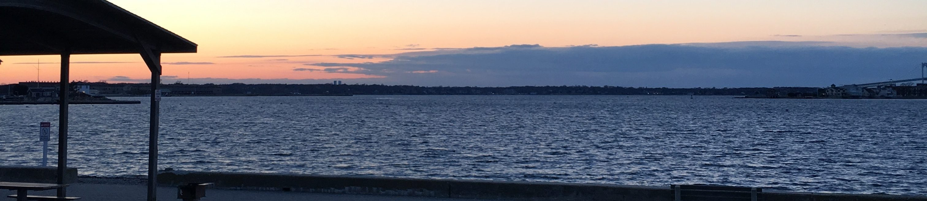 This is an image of an ocean bay in Cranston Rhode Island. ASTA-USA provides professional translation services in this city.