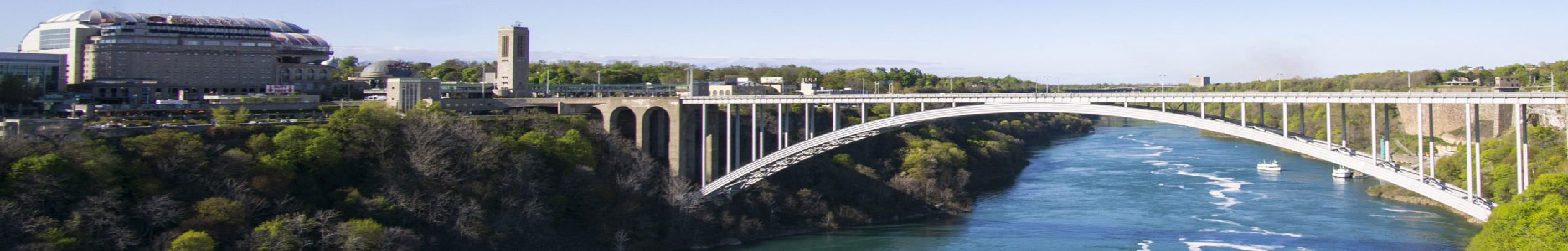 This is an image of Niagara Falls bridge in Buffalo New York where ASTA-USA ASTA-USA provides professional translation services.