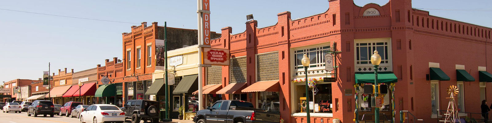 This is an image of downtown Grapevine Texas where ASTA-USA provides professional translation services.